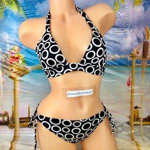 ! Victoria's Secret halter string bikini swim set